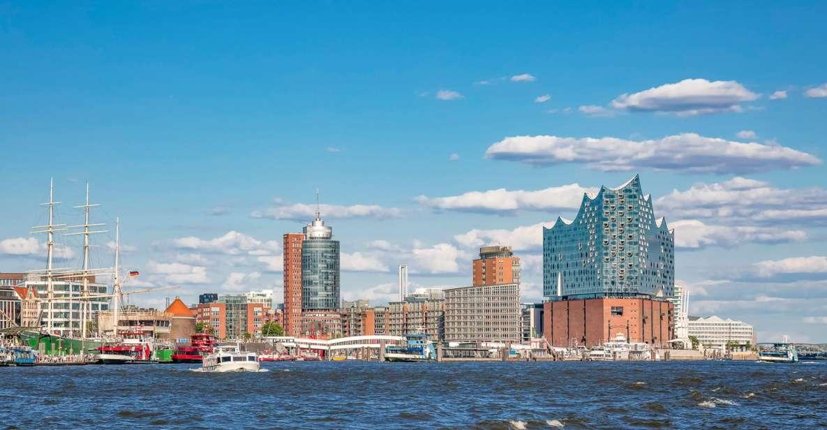 Hamburg: 1.5-Hour Harbor and Speicherstadt Day Cruise