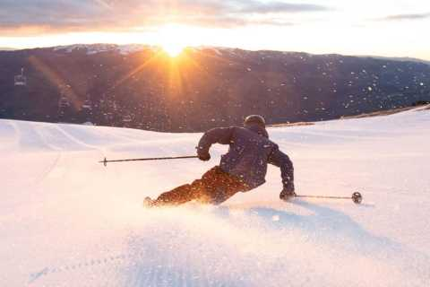 Cardrona: Single-Day Ski Lift Pass and Rental Package