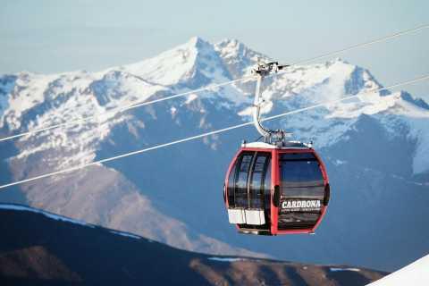 Cardrona: Winter Gondola Sightseeing Pass