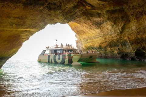 Algarve 3-Hour Caves and Coastline Boat Trip