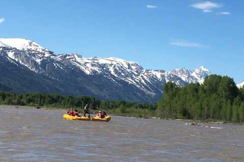 Jackson: Snake River Scenic Raft Trip