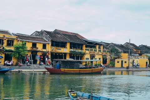 Erkunden Sie Hoi An City mit einem privaten Chauffeur