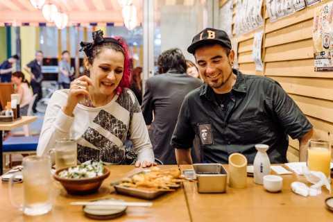 Osaka: Eat Like a Local Street Food Tour