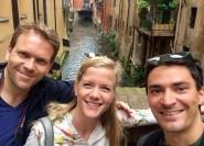 Bologna: Individuelle Privattour mit einem Einwohner