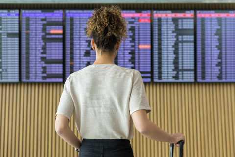 Newarks flygplats (EWR): Privat transfer till/från Manhattan