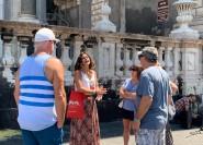 Catania: Geführte Street Food Tour mit Verkostungen