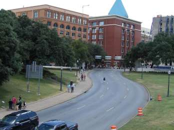 Dallas: 1 Stunde JFK Assassination Highlights Tour