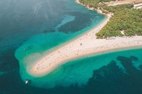 Brač: Private Boat-Tour from Split or Trogir