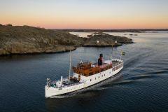 De Gotemburgo: excursão guiada de dia inteiro de barco por Marstrand
