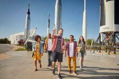 Orlando: Visita ao Centro Espacial Kennedy com opções