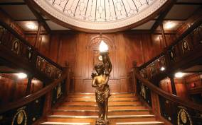 Las Vegas: Titanic: The Artifact Exhibition at the Luxor