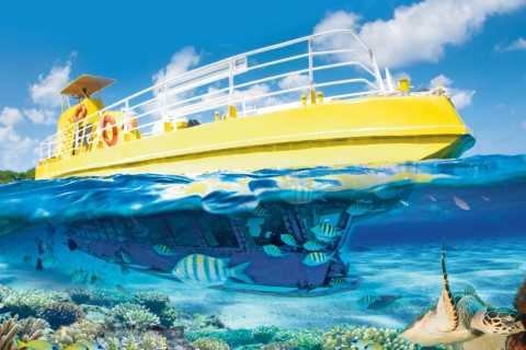 Cancun: Subsee Explorer Ride