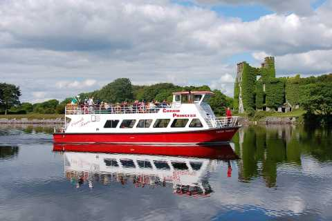 Galway: crucero panorámico por el río y el lago Corrib