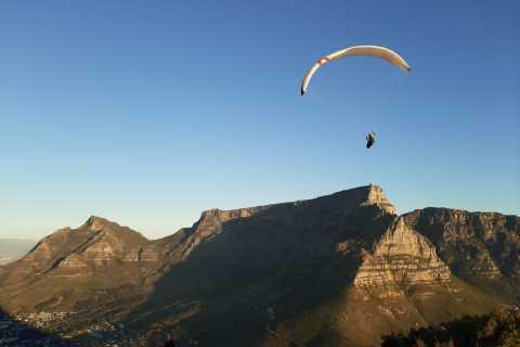 Cape Town: randonnée guidée au coucher du soleil à Lion's Head en français