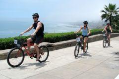 Lima: passeio de bicicleta para pequenos grupos por Miraflores e Barranco