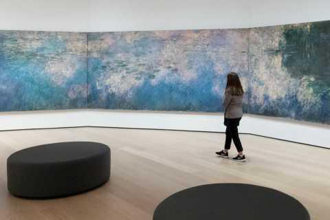 Spring køen over-billet: Museum of Modern Art (MoMA)