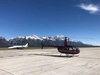 Jackson Hole: 45 oder 60 Minuten privater Hubschrauberflug