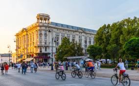 Warsaw Royal Route: Public Tour