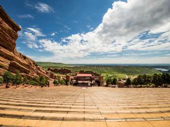 Denver: Red Rocks Amphitheatre und Mount Evans Tour