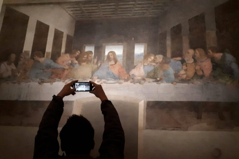 Mailand: Express-Tour zum letzten Abendmahl