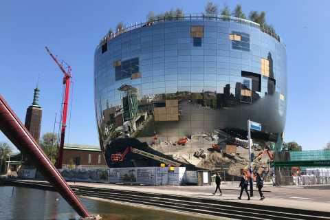 Rotterdam: tour langs architectuurhighlights, incl. Depot