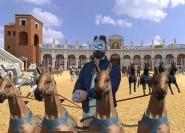 Rom: Circus Maximus Virtual Reality-Spiel