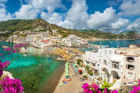 From Sorrento: Full-Day Procida and Ischia Boat Trip