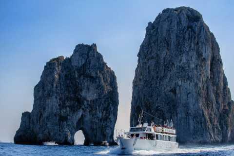 Amalfi Coast: Capri & Anacapri Full-Day Tour