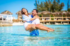 Nassau: viagem de um dia para Pearl Island Beach e cruzeiro com almoço
