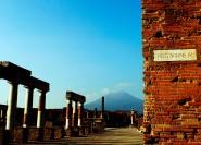 Ab Neapel: Ganztägige geführte Tour durch Pompeji