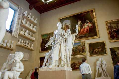 Galeria dell'Accademia: billet avec hôte