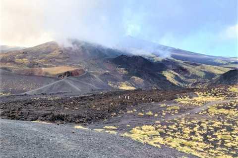 Etna: escursione con degustazione e grotta lavica da Catania