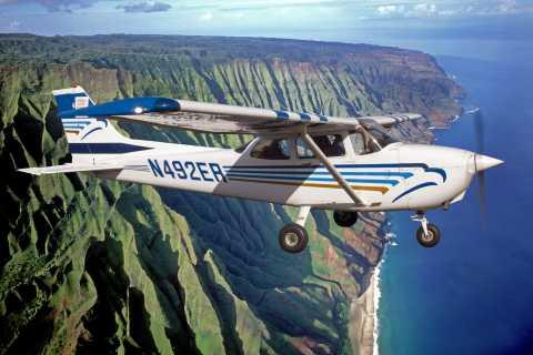 Lihue: vuelo panorámico privado sobre Kauai