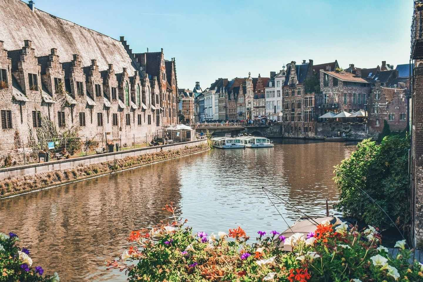 Ghent: 2-Hour Private Walking Tour