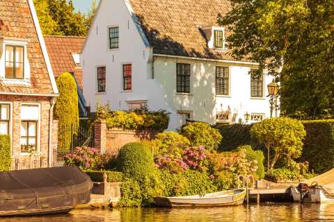 Vecht River: Private Tour Sightseeing Cruise