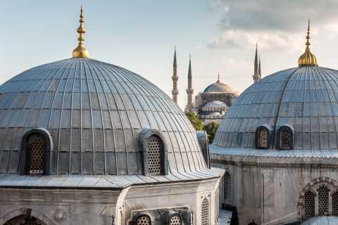 Istanbul: tour della città di 7 ore in furgone o autobus