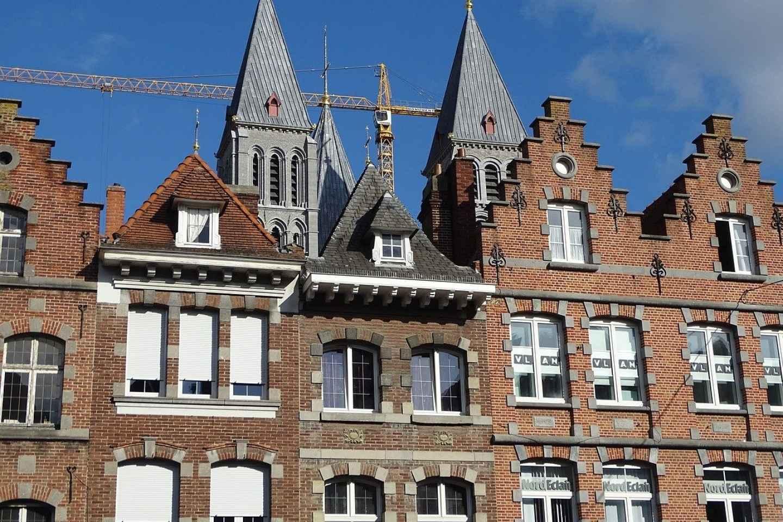 Tournai: 2-Hour Guided City Walking Tour