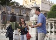 Catania: Nighttime Street Food Kleingruppentour