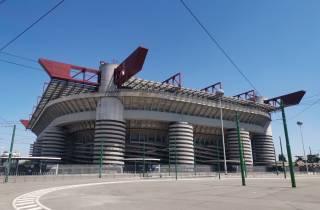 Mailand: Führung durch das San Siro Stadion