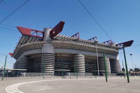 Milano: tour guidato dello stadio San Siro