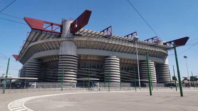 Milán: visita guiada al estadio de San Siro