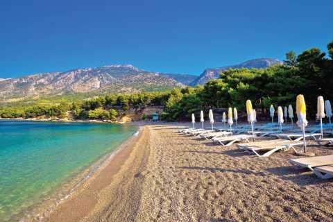 From Split: Golden Horn and Blue Lagoon Full-Day Tour