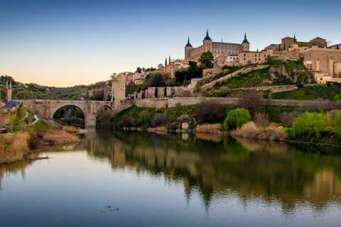 Toledo: visita guiada a pie a monumentos esenciales