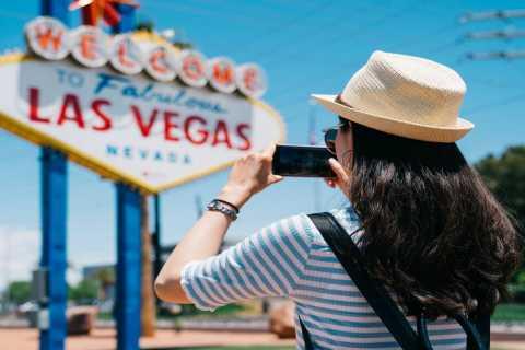 Las Vegas: Hop-on Hop-off Guided Walking Tour