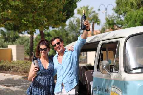 Albufeira/Vilamoura: Volkswagen T2 Algarve Wine Tour