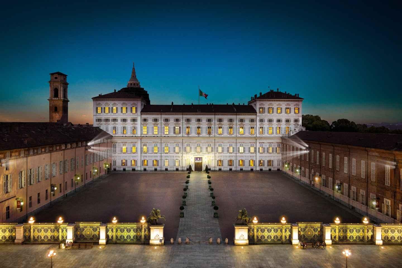 Turin: Geführte Tour durch den Königspalast mit Einlass ohne Anstehen