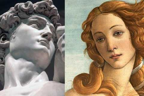 Florence: Uffizi & Accademia Gallery with David Private Tour