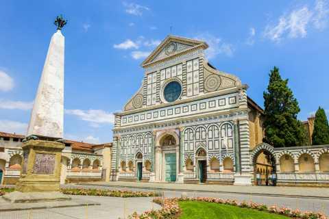 Florence: visite guidée à pied