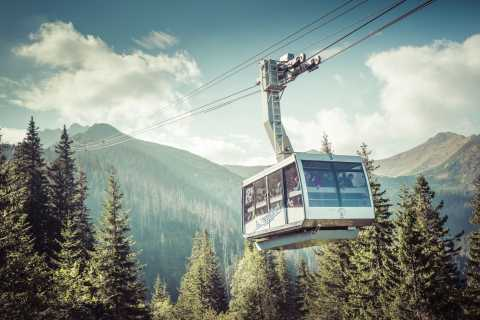 Zakopane & Tatra Mountains Private Full-Day Tour from Krakow