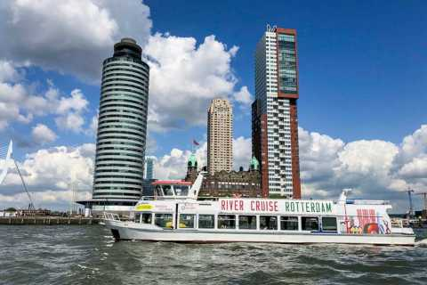 Rotterdam: 90-Minute Harbor Cruise